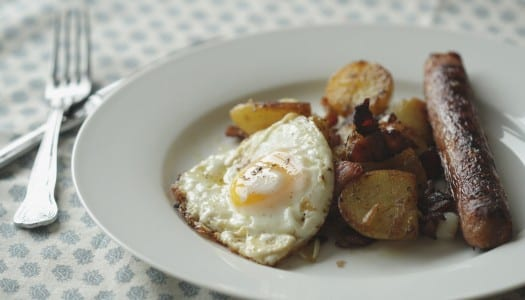 World Cup Brunch: Bratkartoffeln (German Fried Potatoes)