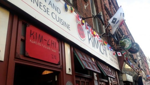 Review: Kimchi, Parnell Street