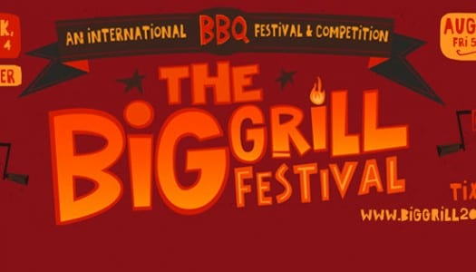 The Big Grill Festival & Ticket Giveaway!