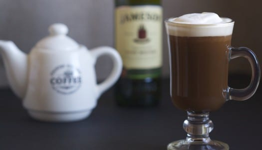 Kick Off the Bank Holiday Weekend with the Best Irish Coffee!