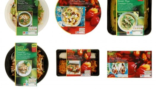 Product Review: M&S Taste Range