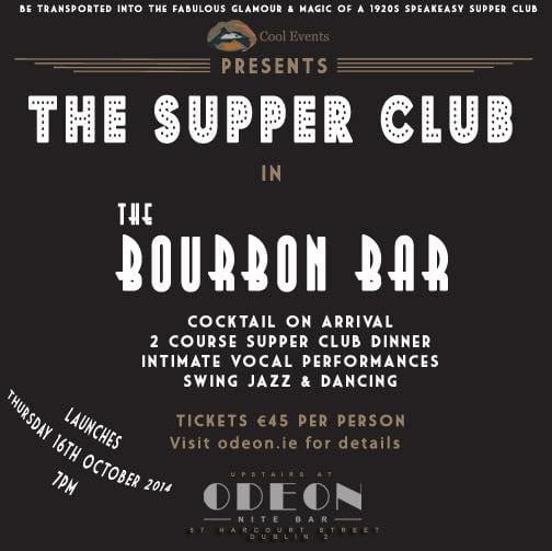 Bourbon Supper Club