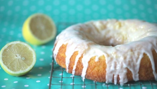 Recipe: Lemon Bundt Cake