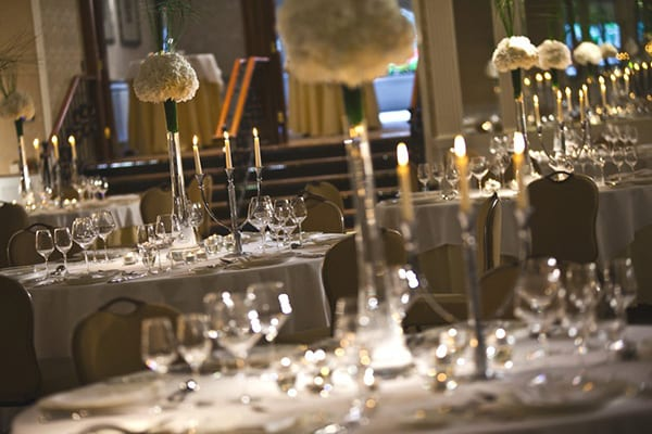 Wedding Venues Dublin for foodies
