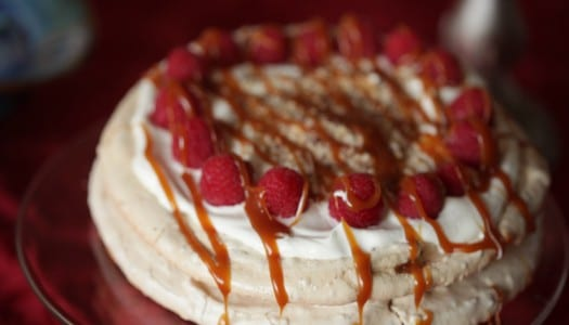Recipe: Hazelnut Pavlova