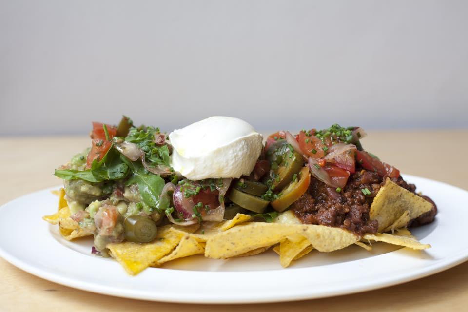 San Lorenzos nachos