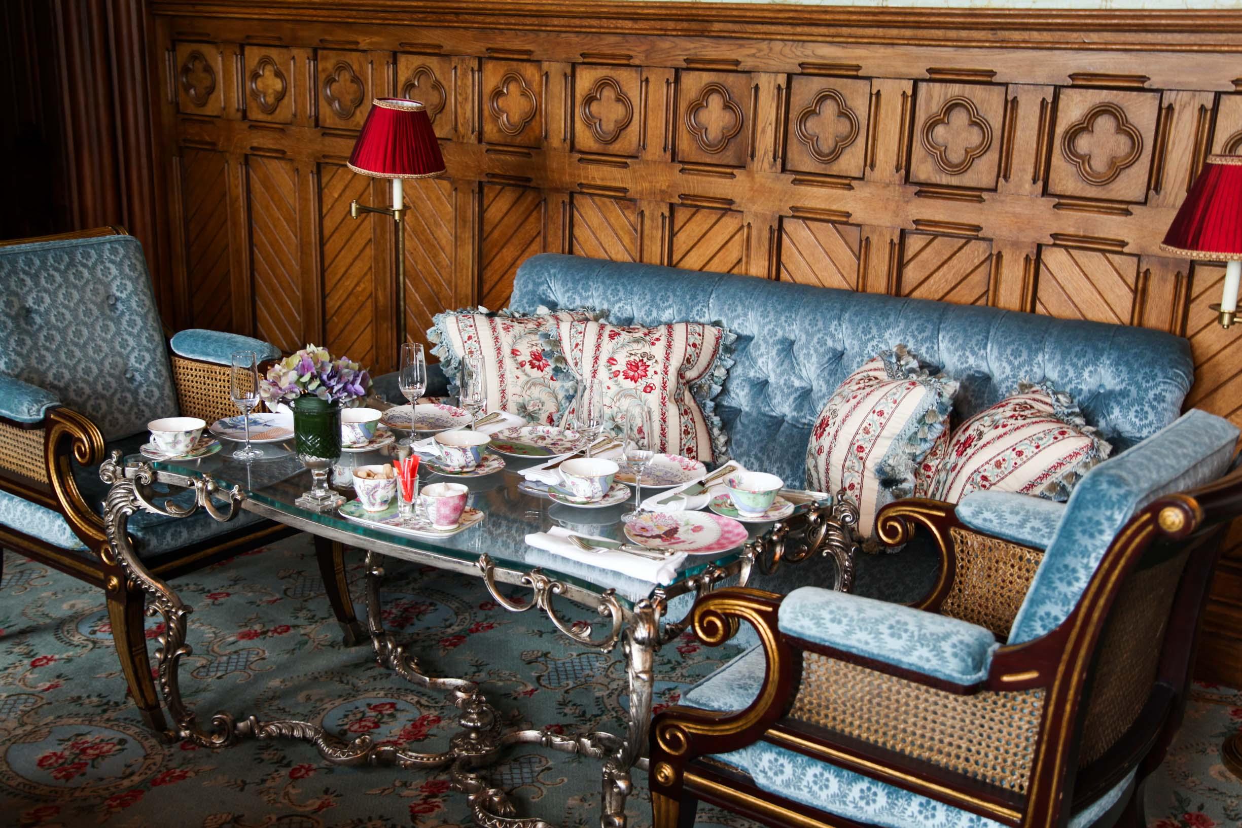 afternoon tea ashford castle