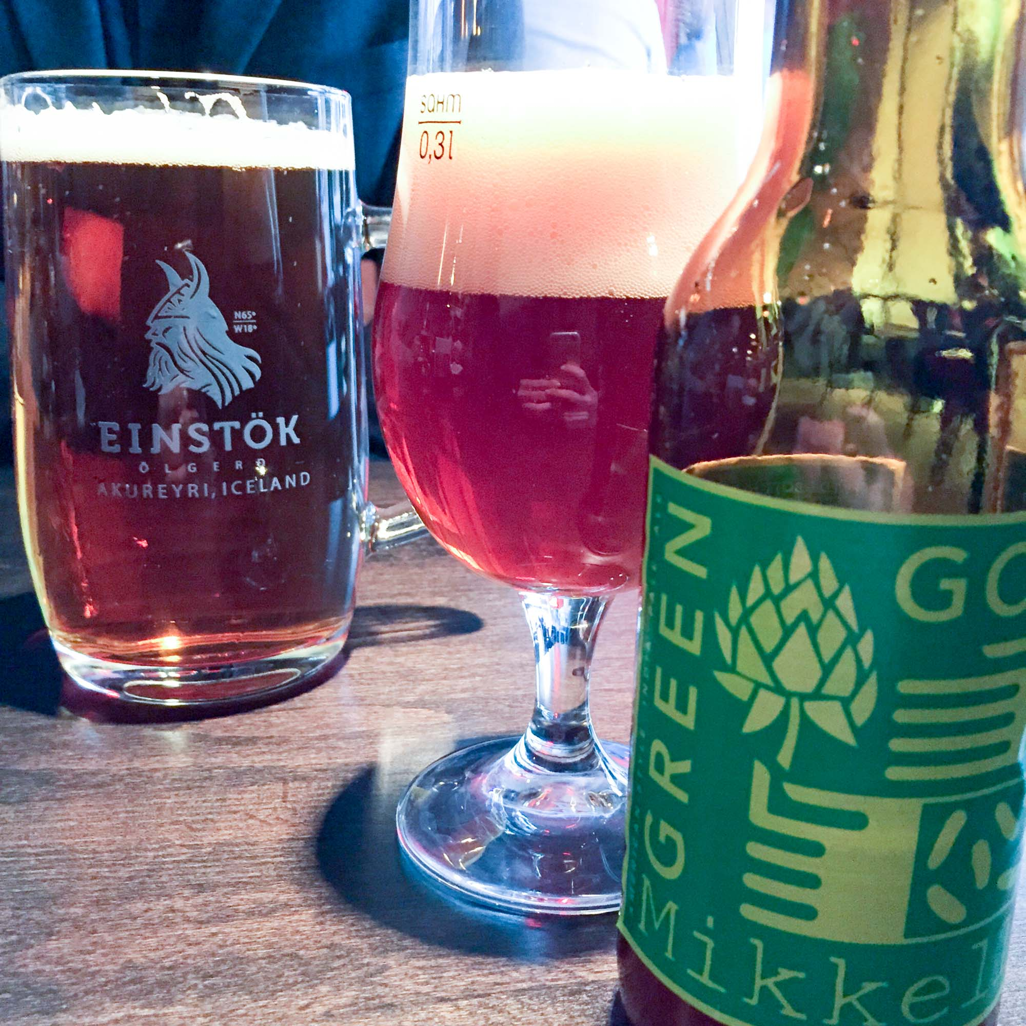 Craft beer reykjavik