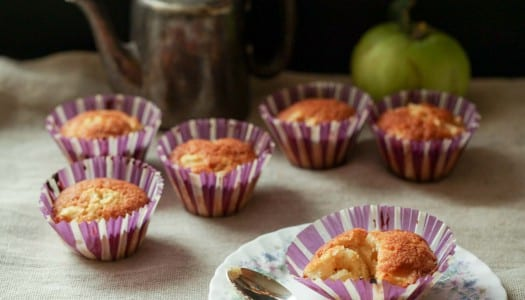 Recipe: Apple Muffins