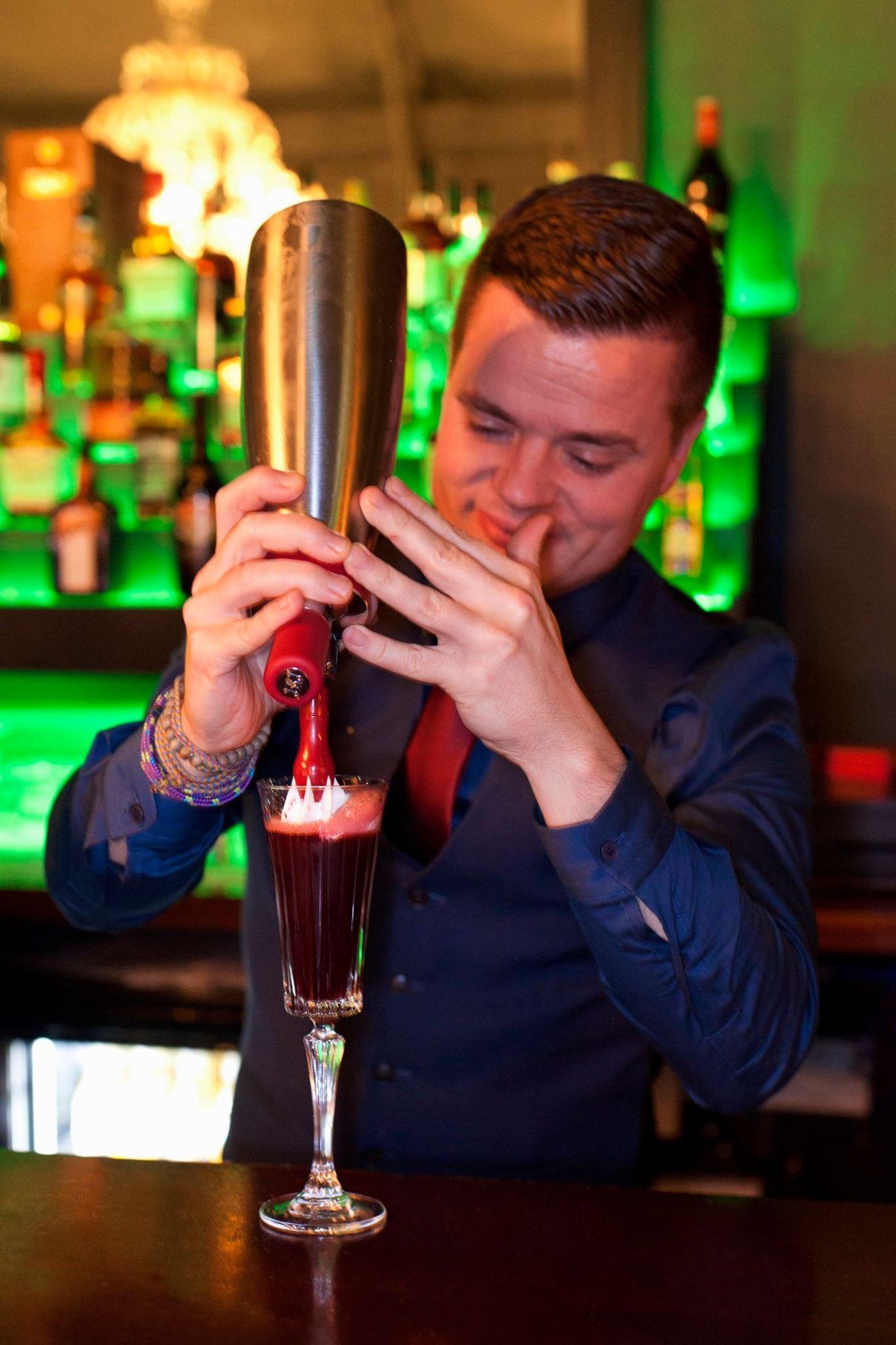nutcracker cocktail