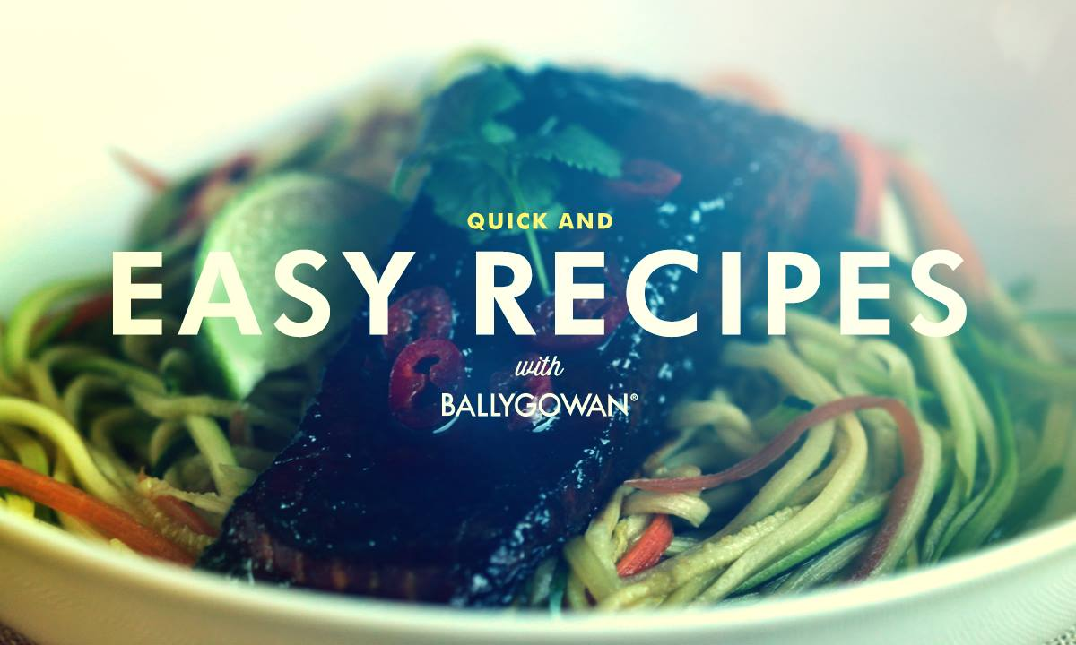 ballygowan recipes