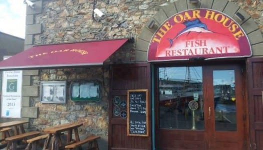 Review: The Oar House, Howth