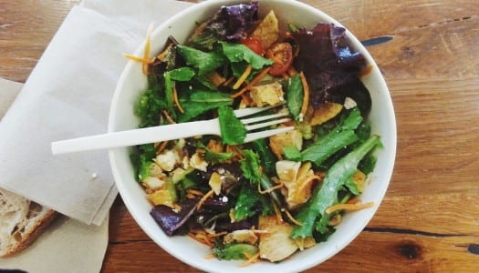 A Visa Contactless Guide to Healthy Lunches in Dublin