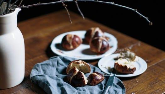 Recipe: Ballynahinch Hot Cross Buns