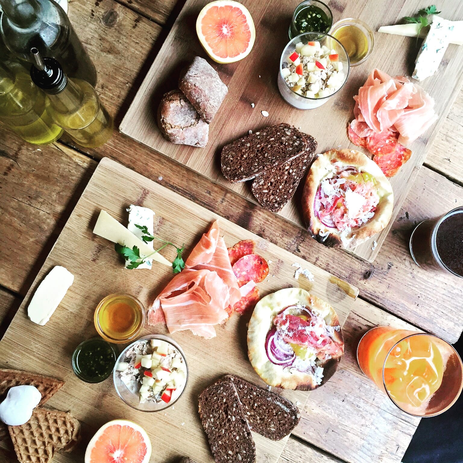 copenhagen brunch
