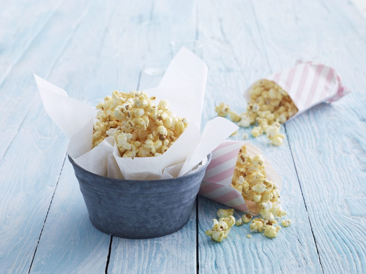 caramel coconut popcorn recipe