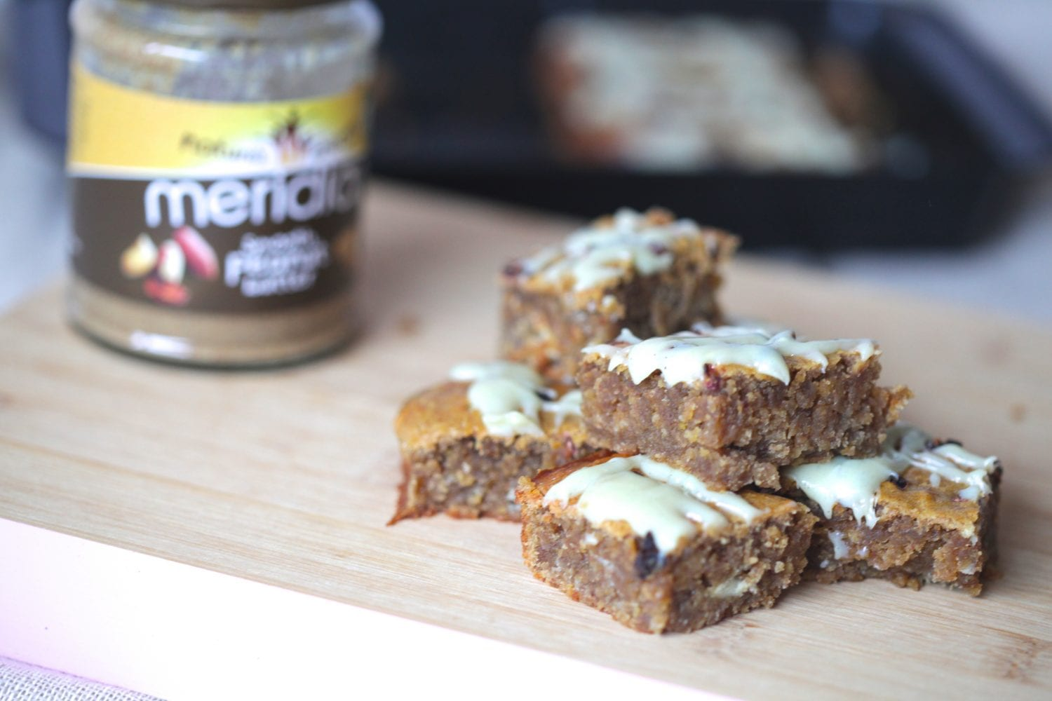 gluten free blondies