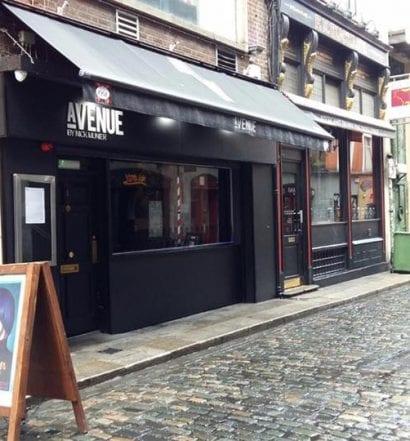 avenue by nick munier