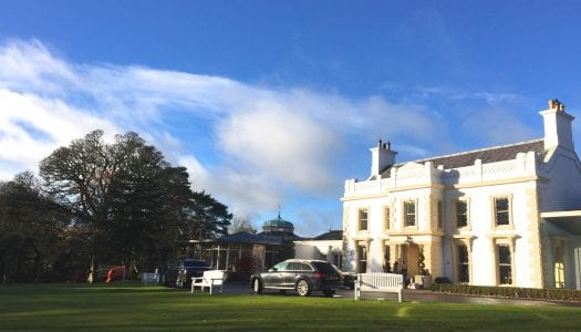 A Weekend Retreat at Galgorm