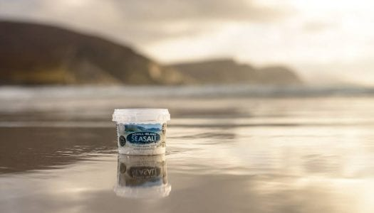 Meet The Producers: Achill Sea Salt