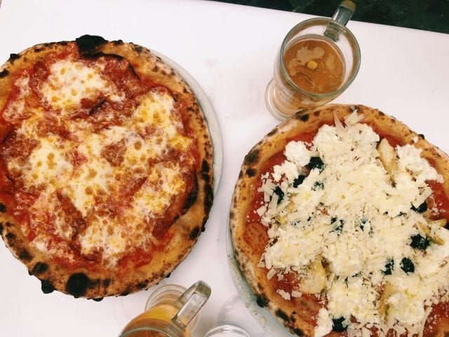 dar poetta pizza rome