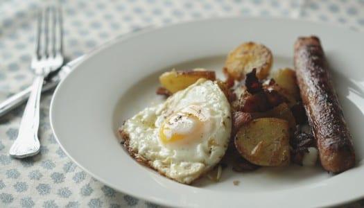 World Cup Brunch: Bratkartoffeln (German Fried Potatoes)