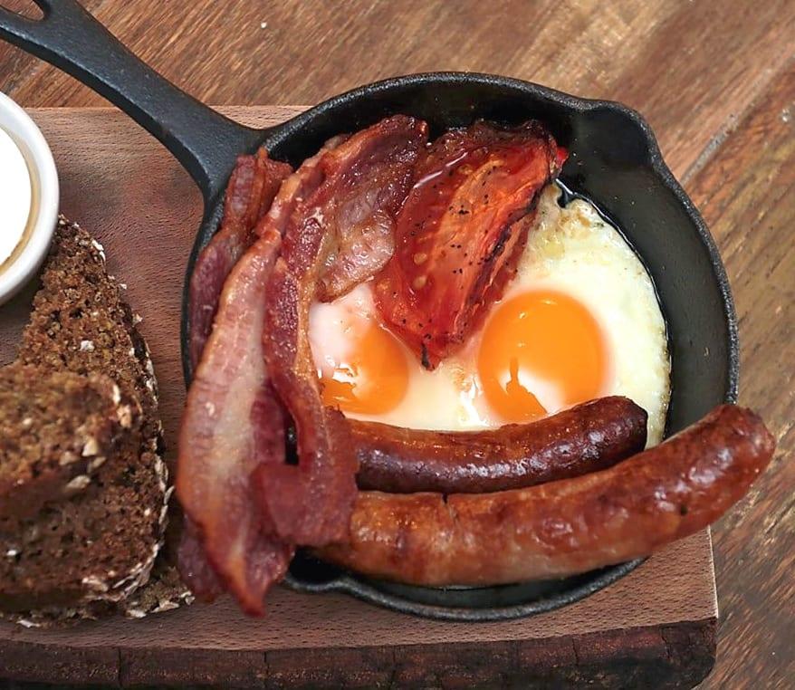 All Day Breakfast Dublin