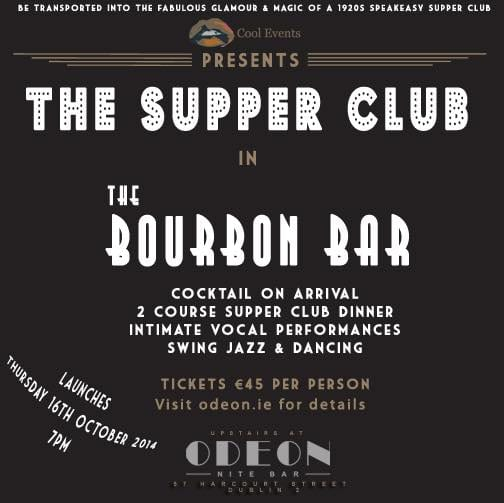 Bourbon Supper Club