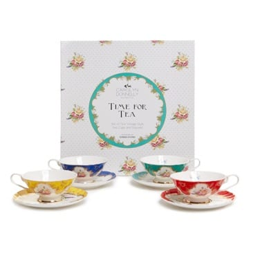 Carolyn Donnelly Tea Set