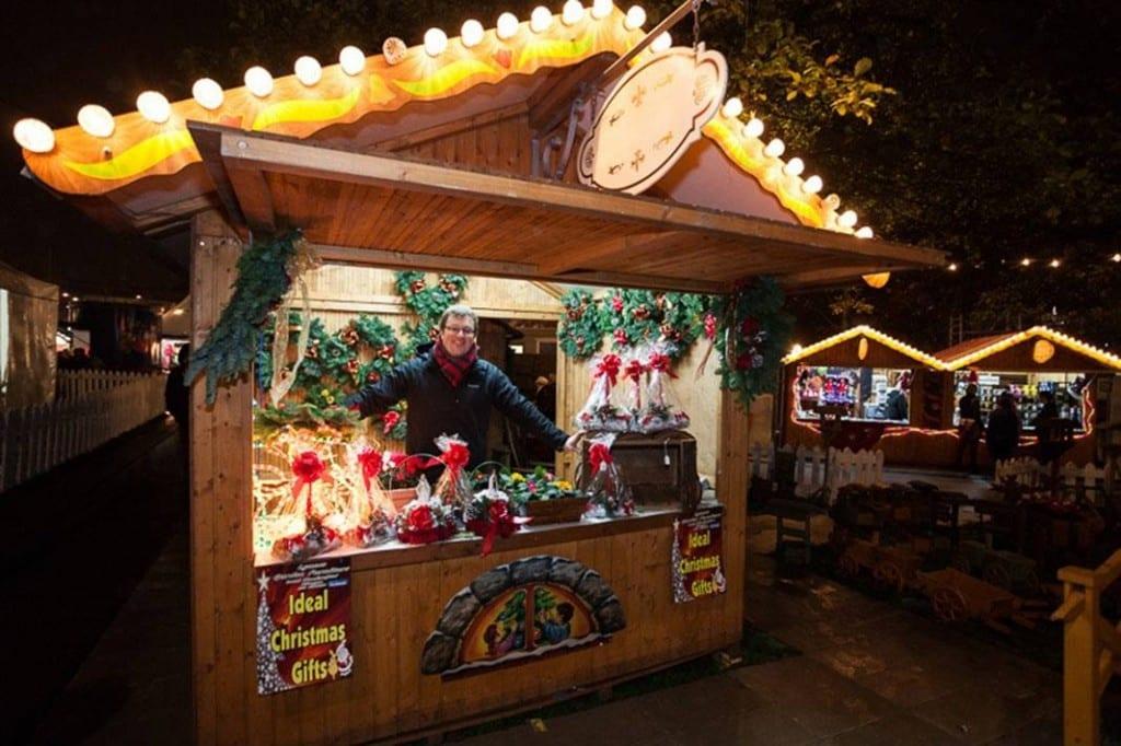 dublin christmas market