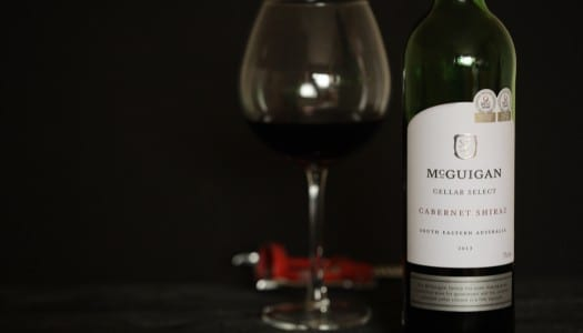 Wine of the Week: McGuigan Cabernet Shiraz