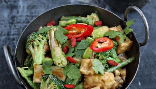 Camile Thai Collaborates with Top Nutritional Chef