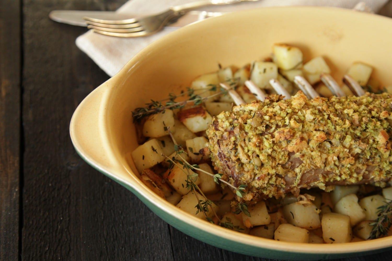 Lamb Recipe Gourmet Grazing