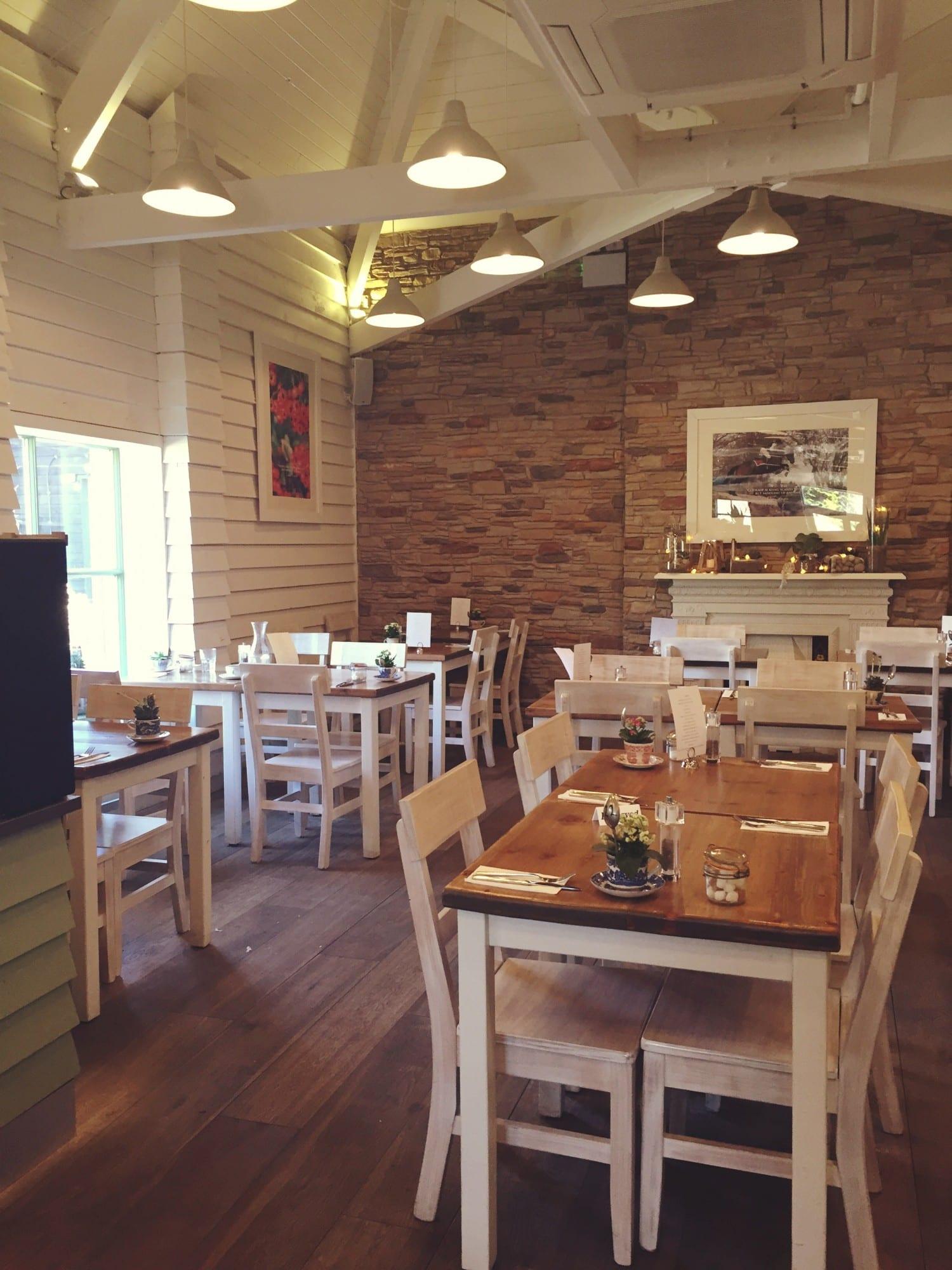 garden house cafe malahide