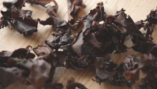 A Delicious Achill Island Seaweed Recipe