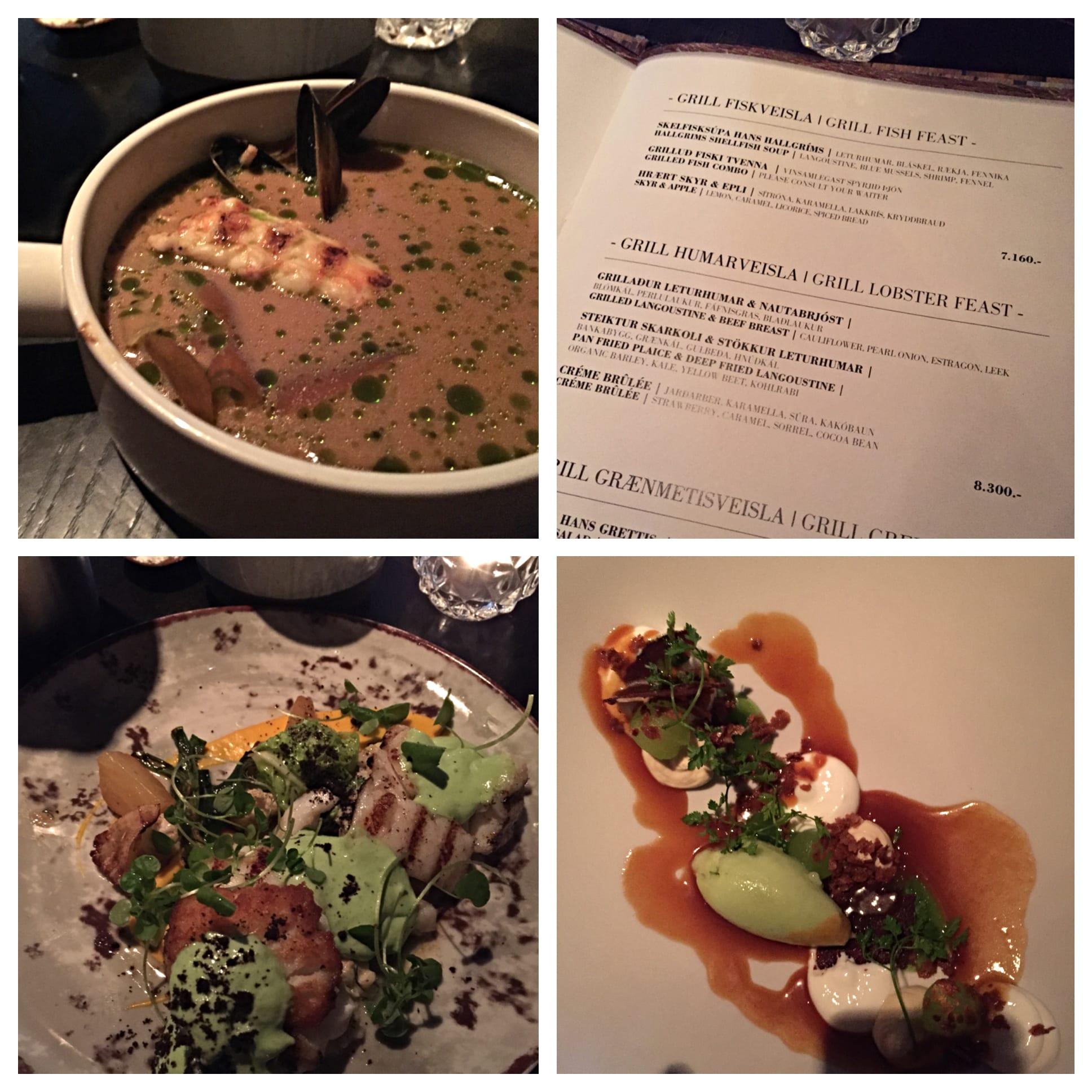 reykjavik food blog