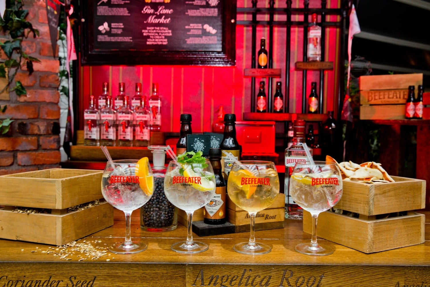 Beefeater MIXLDN Bartender Competition