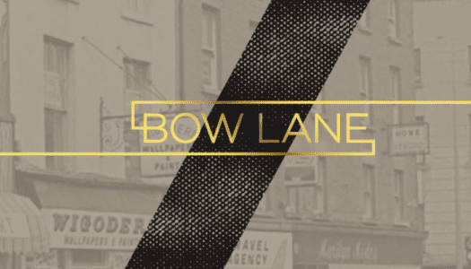 New Opening in Dublin: Bow Lane