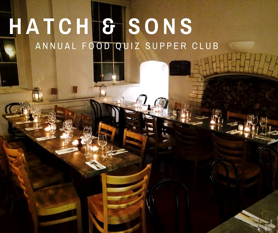 hatch and sons quiz