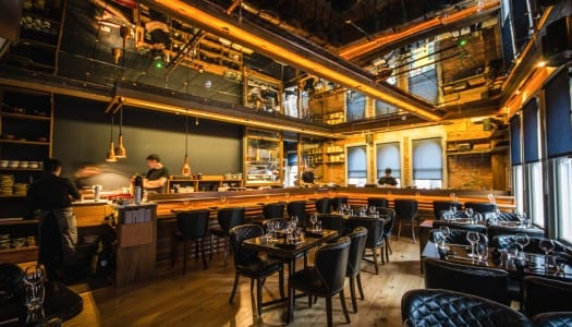 Taste at Rustic- Stylish City Dining