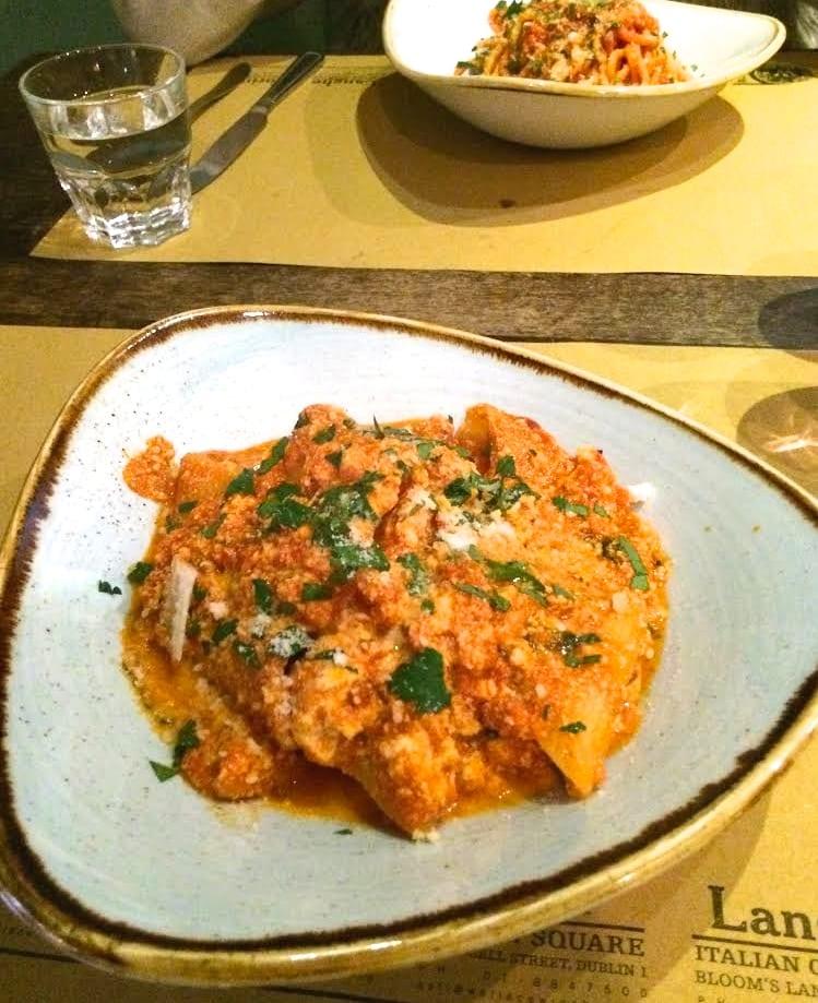 dublin restaurant reviews