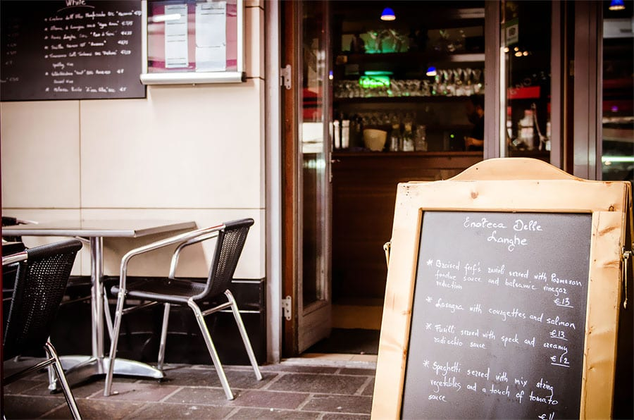 restaurant reviews dublin