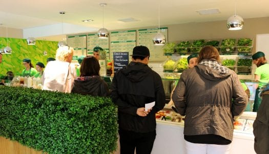 Chopped Opens in Rathmines