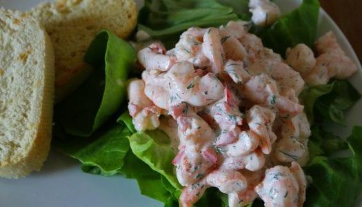Recipe: Skagen (Scandinavian Prawn Salad)