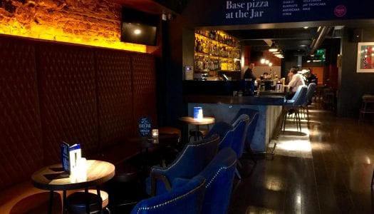 Review: The Jar, Wexford Street
