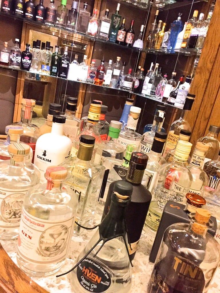 galgorm gin bar