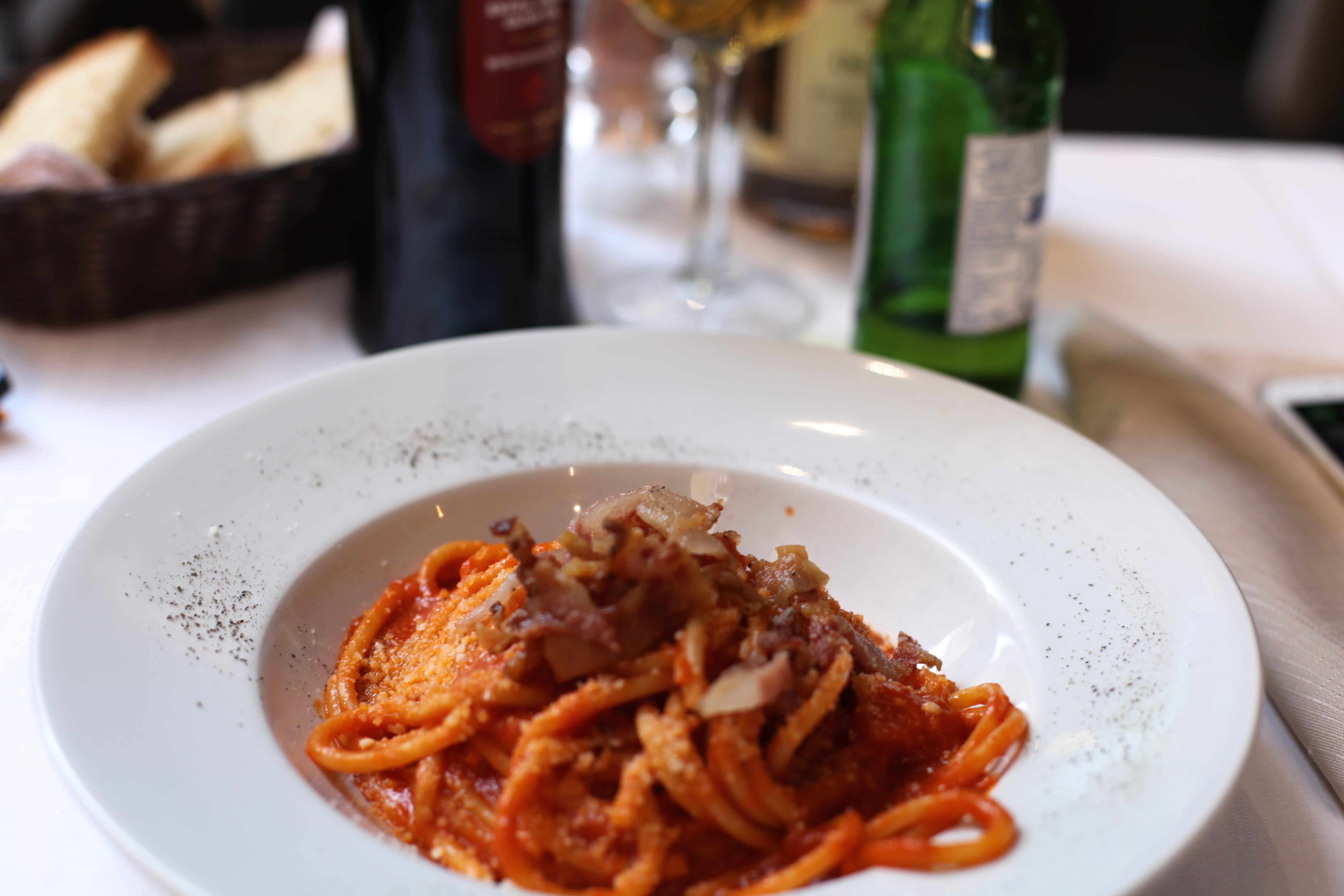 il falchetto restaurant rome