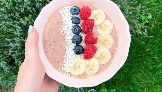 Herbalife Nutrition Protein Smoothie Bowl